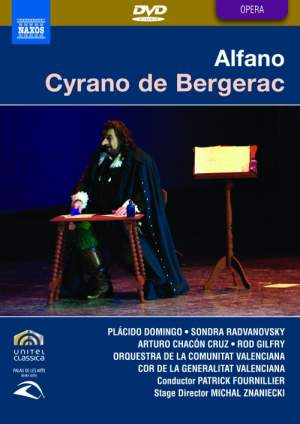 Alfano: Cyrano de Bergerac Product Image