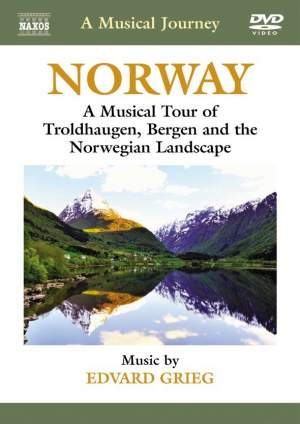 A Musical Journey: Norway Product Image