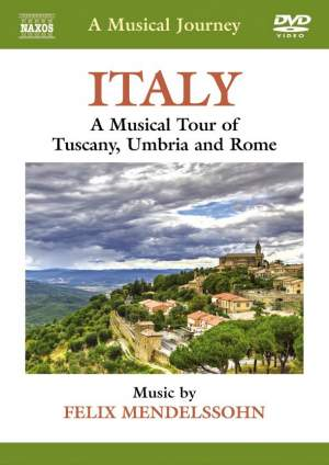 A Musical Journey: Italy Product Image