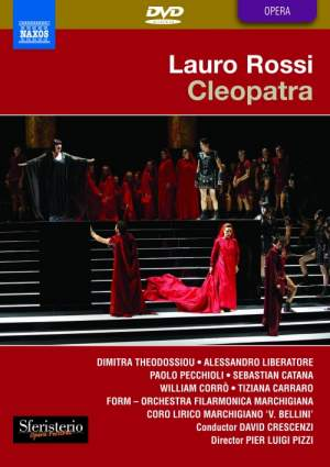 Rossi, Lauro: Cleopatra Product Image