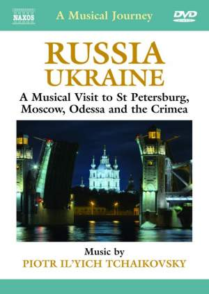 A Musical Journey: Russia & Ukraine Product Image