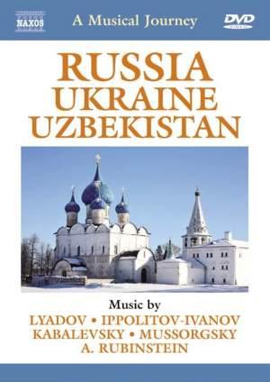 A Musical Journey: Russia, Ukraine & Uzbekistan
