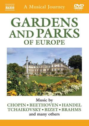 Gardens and Parks of Europe Product Image