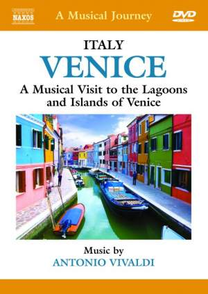 A Musical Journey: Venice Product Image