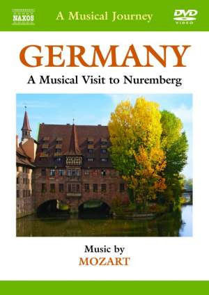 A Musical Journey: Germany Product Image