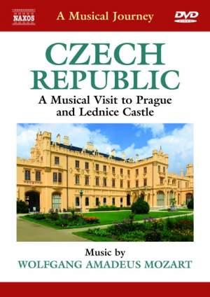 A Musical Journey: Czech Republic Product Image