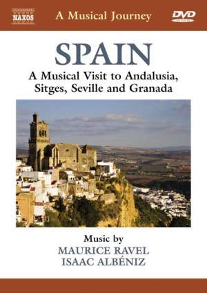 A Musical Journey: Spain Product Image