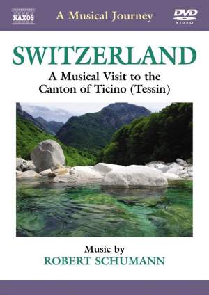 A Musical Journey: Switzerland Product Image