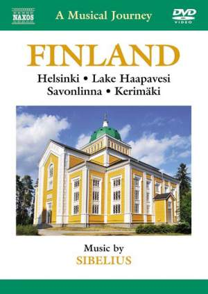A Musical Journey: Finland Product Image