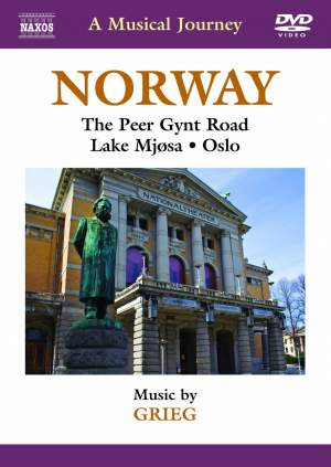 A Musical Journey: Norway - The Peer Gynt Road