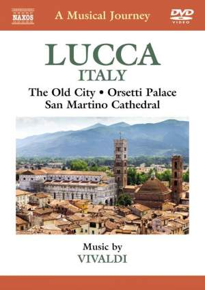 A Musical Journey: Lucca, Italy Product Image