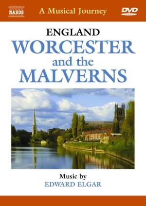 England - Worcester and the Malverns Product Image