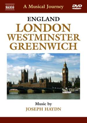 London - A Musical Tour of London, Westminster & Greenwich. Product Image