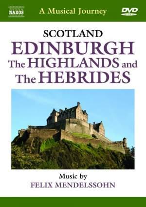 Scotland - Edinburgh, The Highlands & The Hebrides. Product Image