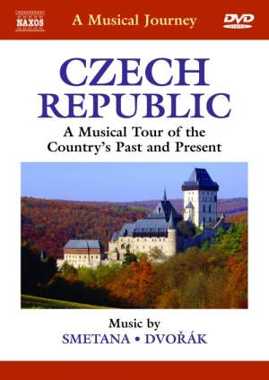 Czech Republic - A Musical Tour of the Country's Past and Present Product Image