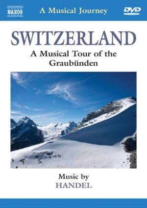 Switzerland: A Musical Tour of the Graubünden Product Image