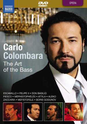 Carlo Colombara: The Art of the Bass
