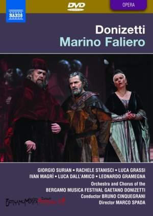 Donizetti: Marin Faliero Product Image