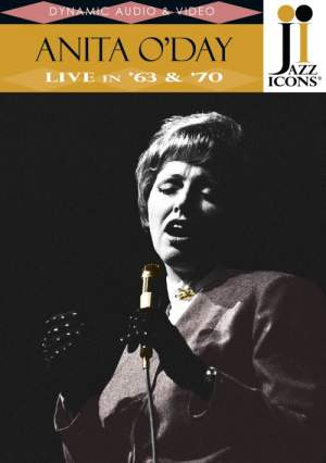 Anita O'Day - Live in '63 and '70