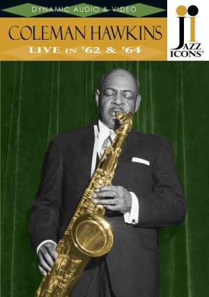 Coleman Hawkins - Live in '62 & '64 Product Image