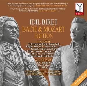 Idil Biret Bach & Mozart Edition Product Image
