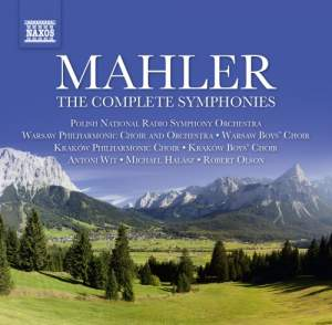 Mahler - The Complete Symphonies Product Image