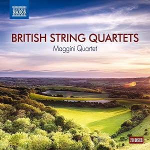 British String Quartets