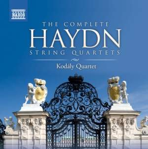 Haydn: String Quartets