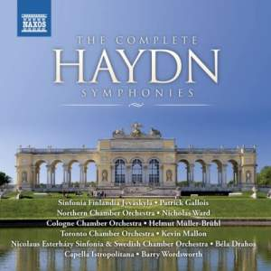 The Complete Haydn Symphonies Product Image