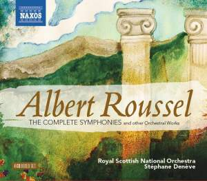 Roussel: The Complete Symphonies
