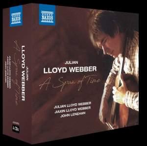 Julian Lloyd Webber: A Span of Time
