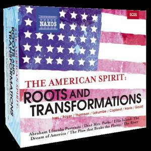 The American Spirit: Roots and Transformations Product Image