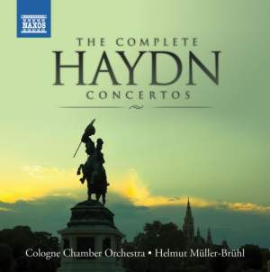 Haydn - The Complete Concertos Product Image