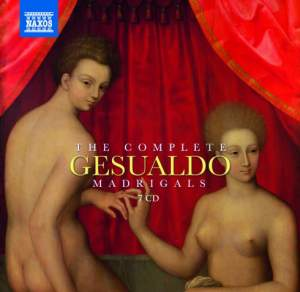 Gesualdo: The Complete Madrigals