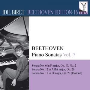 Idil Biret Beethoven Edition - Volume 16 Product Image