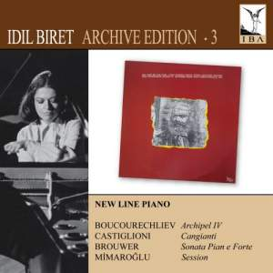 Idil Biret Archive Edition Volume 3 - New Line Piano