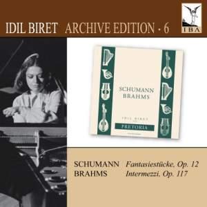 Idil Biret Archive Edition Volume 6 - Schumann & Brahms Product Image