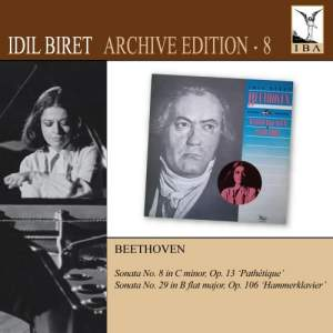 Idil Biret Archive Edition Volume 8 - Beethoven Product Image