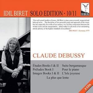 Debussy: Études Books I & II, Préludes Book I, Images Books I & II