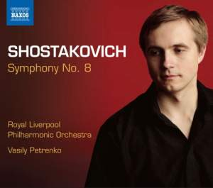 Shostakovich: Symphony No. 8 in C minor, Op. 65 Product Image