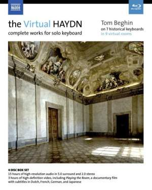 The Virtual Haydn Product Image