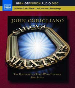 Corigliano: Symphony No. 3 'Circus Maximus'