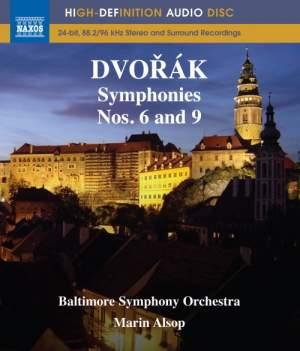 Dvorak: Symphonies Nos. 6 & 9 Product Image