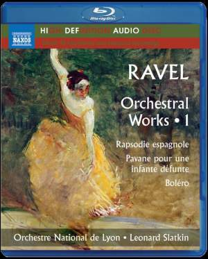 Ravel: Orchestral Works, Vol. 1 Product Image