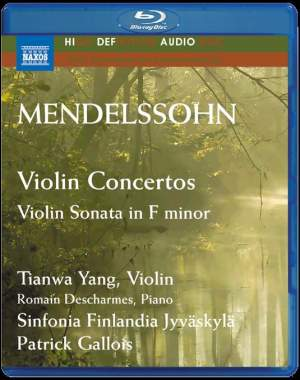 Mendelssohn: Violin Concertos Product Image