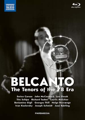 Bel canto: The Tenors of the 78 Era Product Image