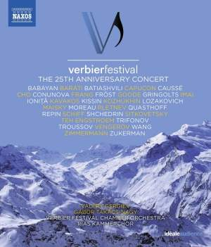 Verbier Festival - The 25th Anniversary Concert Product Image