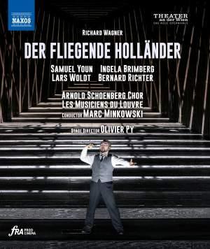 Wagner: Der Fliegende Holländer (1841 version) Product Image