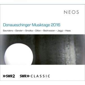 Donaueschinger Musiktage 2016