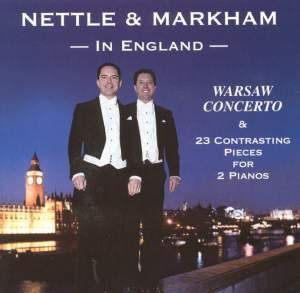 In England - Music for Two Pianos Product Image
